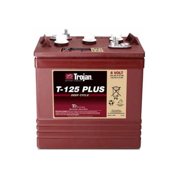 TROJAN T125+